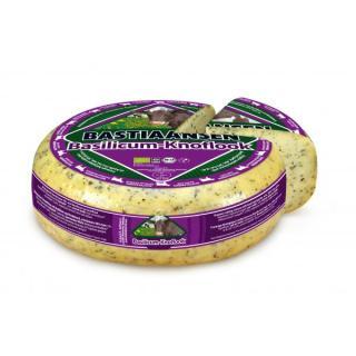 Gouda Basilikum-Knoblauch