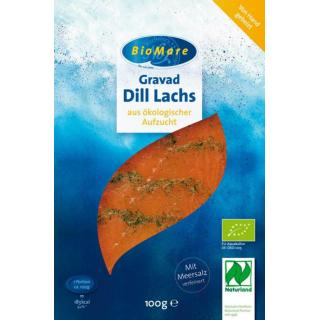 Graved-Dill-Lachs