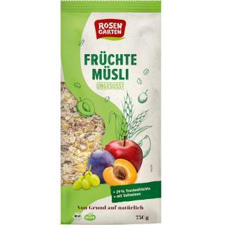 Früchte-Müsli