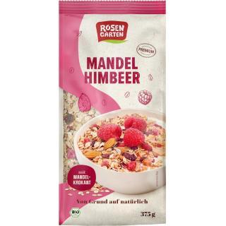 Mandel-Himbeer-Müsli