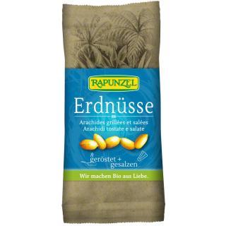 Erdnüsse geröstet u. gesalzen