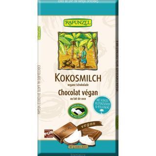 Kokosmilch Schokolade HIH