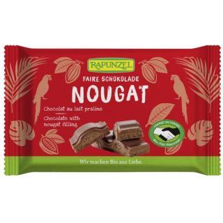 Nougat-Schokolade