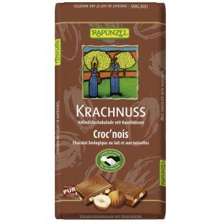 Krachnuss Vollmilch Schokolade Haselnuss HIH