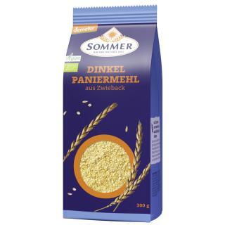 Dinkel Paniermehl