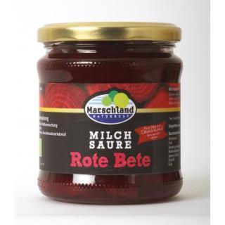 Rote Bete fermentiert