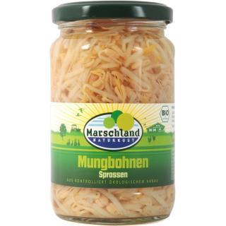 Mungbohnen-Sprossen