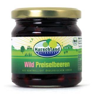 Wild-Preiselbeeren