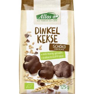 Dinkel Schoko Kekse