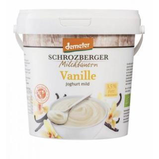 Joghurt Vanille 1 kg