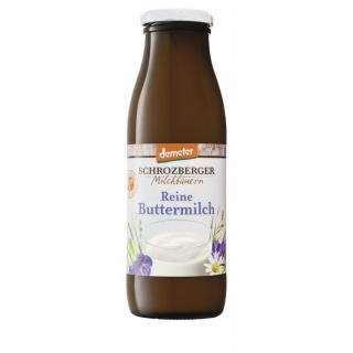 Buttermilch 0,4 % Fett