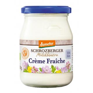 Creme Fraiche 250 g Glas