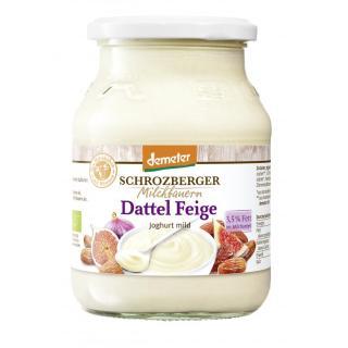 Joghurt Dattel-Feige 3,5%