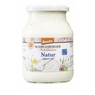 Joghurt natur 3,5 % Fett