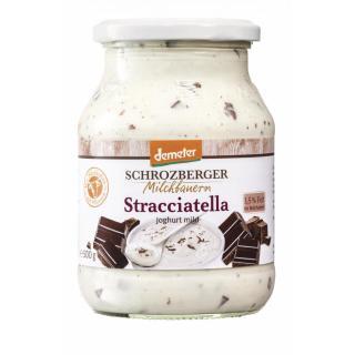 Joghurt Stracciatella