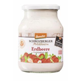 Joghurt Erdbeer 3,5%