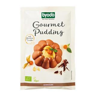 Puddingpulver Schoko