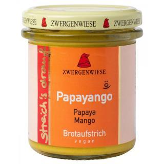 """Papayango """"Streichs drauf"""""""