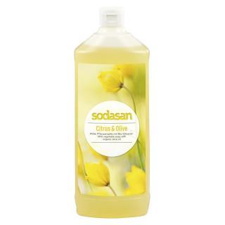 Citrus-Olivenölseife Nachfüllf