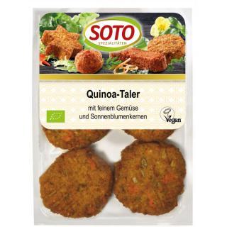 Quinoa-Taler