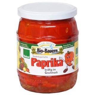 Paprika rot und mild
