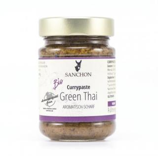 Currypaste Green Thai