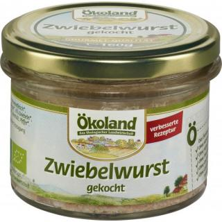 Zwiebelwurst Gourmet Qualität