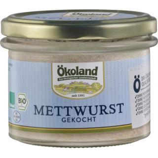 Mettwurst Gourmet Qualität