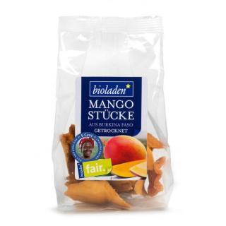 Mangostücke getr.