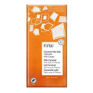 Caramel Inka Salz - Schokolade