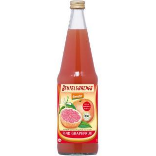 Grapefruitsaft Pink