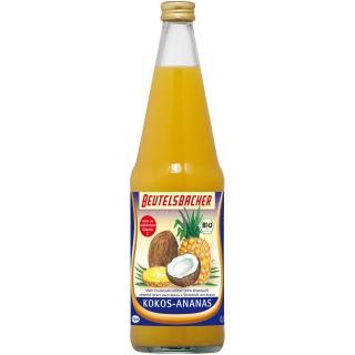 Kokos-Ananas-Saft