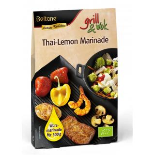Thai Lemon Marinade