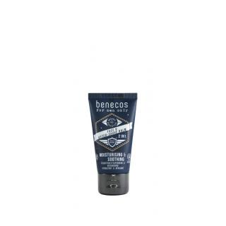 Men Face and Aftershave Balm