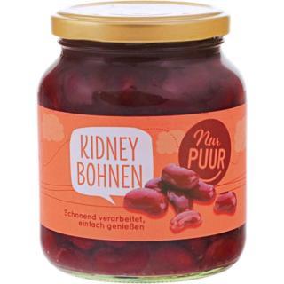 Kidneybohnen i. Glas