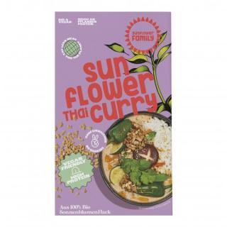 Sonnenblumen Hack Thai Curry
