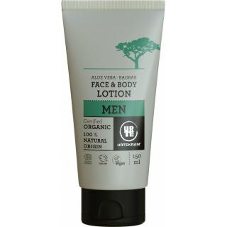 Men Face and Body Lotion