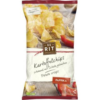 Kartoffel-Chips Paprika