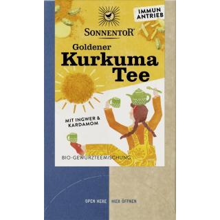 Goldener Kurkuma Tee TB
